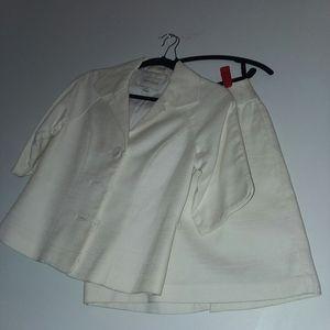 White House Black Market Three- Piece Suit